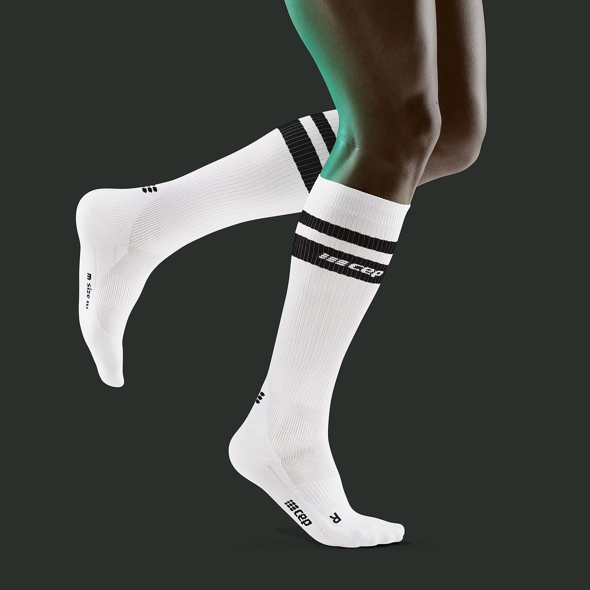 80's-Mid-Cut-Socks-white-black-WP5C0V-m-front-model-pack